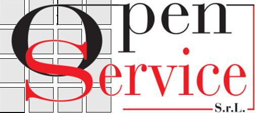logo Openservice trasparente